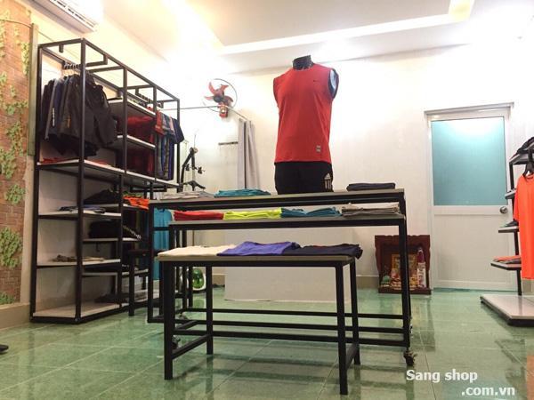 Sang shop quần áo tập GYM nam