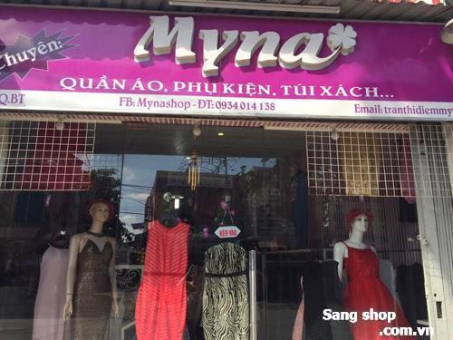 Sang shop quần áo thời trang cao cấp