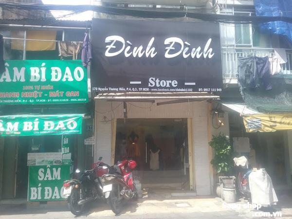 Sang shop quần áo thời trang đường  Nguyễn Thượng Hiền