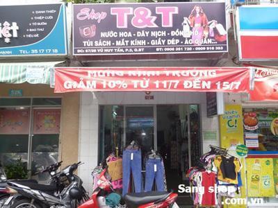 Sang Shop quần áo thời trang T & T.