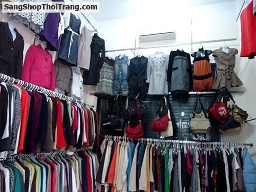 sang shop quần áo thời trang Thạnh xuân