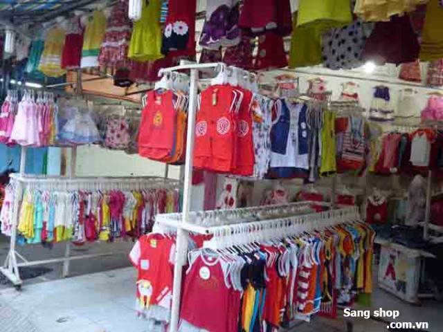 Sang shop quần áo trẻ em  Cao Cấp quận Bình Tân