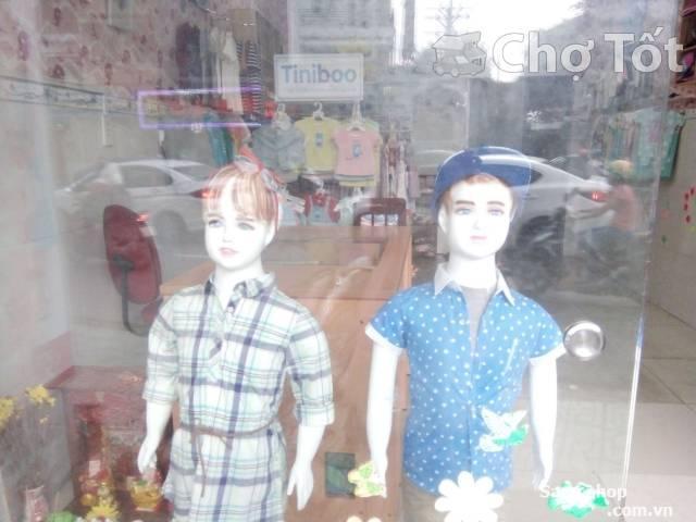 sang shop quần áo trẻ em, Phan Văn Trị, p.7,Gò Vấp.