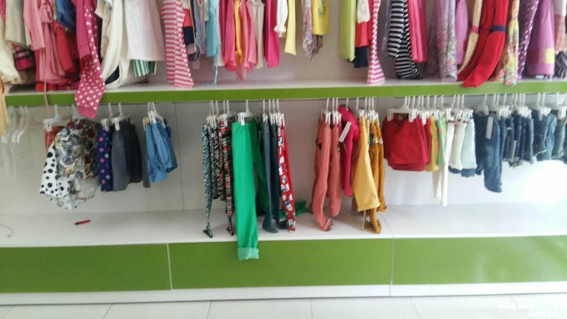 Sang shop quần áo trẻ em quận 12
