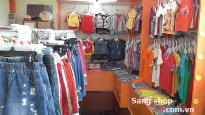 Sang shop quần áo trẻ em quận Bình Tân