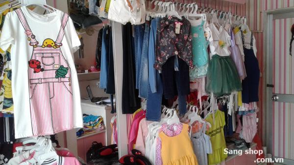 Sang shop quần áo trẻ em quận gò vấp