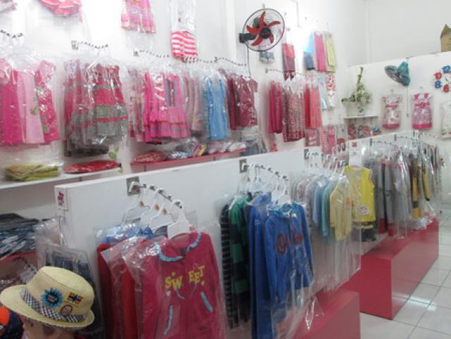 Sang shop quần áo trẻ em quận Tân Bình