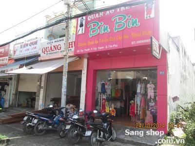 Sang shop Quần áo trẻ em Quận Tân Phú