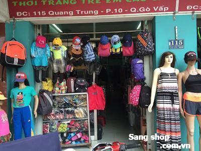 Sang Shop quần áo trẻ em Quang Trung