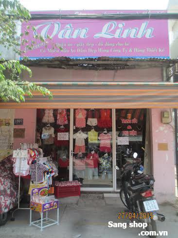 Sang shop quần áo trẻ em tại Nhà Bè