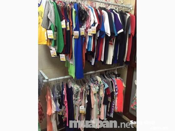 Sang shop quần áo xuất khẩu trẻ em và đồ nữ Quận Gò Vấp