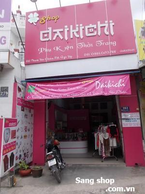 Sang shop quận Gò Vấp