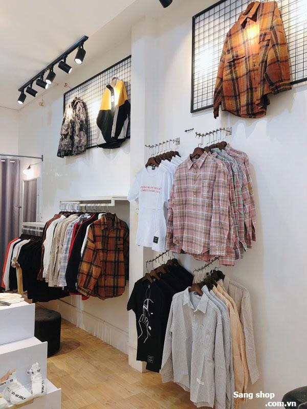 Sang shop quần thời trang Đường 3/ 2, Quận 10