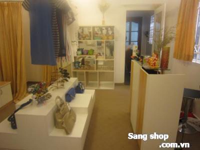 Sang shop, shop mới khai trương đc 2 tháng