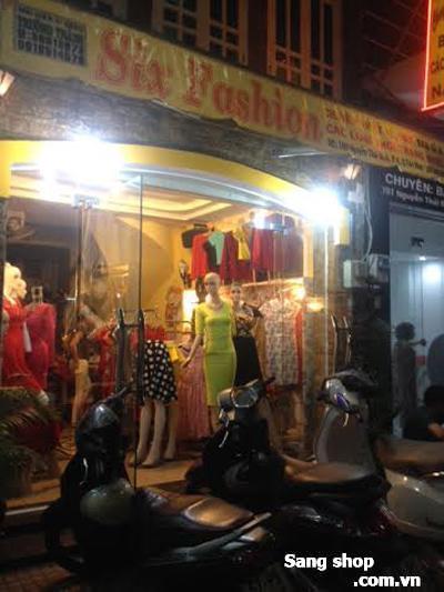 Sang shop số 189 Nguyễn Thái Bình , P.4, Quận Tân Bình