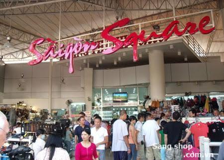 Sang shop tại SaiGon Square quận 1