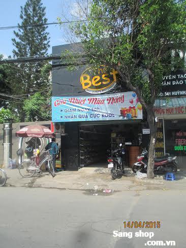 Sang shop The Best đường Huỳnh Tấn Phát