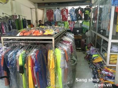 Sang Shop Thể Thao đường Quang Trung