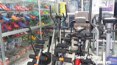 Sang Shop Thể Thao mặt tiền Quang Trung