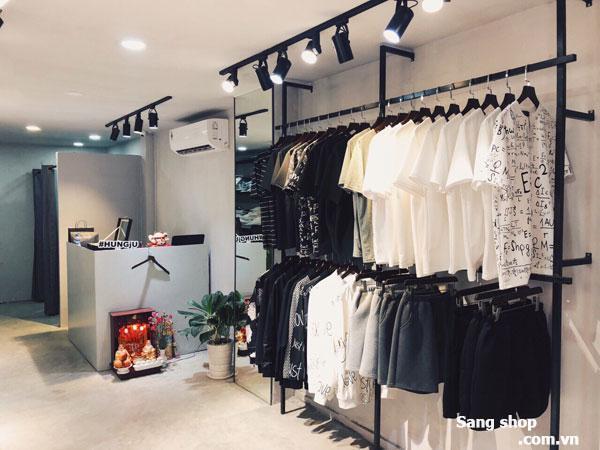 Sang shop Thiết kế thời trang cao cấp