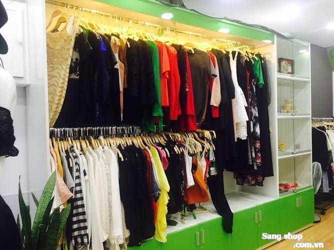 Sang shop thời trang trung tâm quận 1