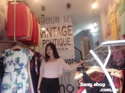 Sang shop thời trang cao đường Huỳnh Văn Bánh