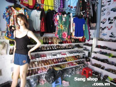 Sang shop thời trang quận 11