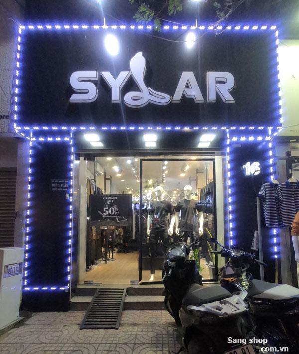 Sang shop thời thời trang mặt tiền Lê Văn Sỹ