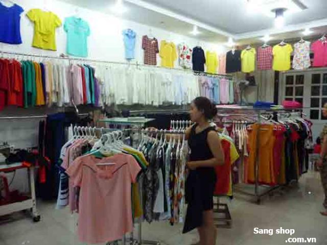 Sang shop thời trang 438 Nơ Trang Long, P. 13 Bình Thạnh