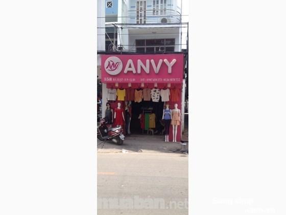 Sang shop thời trang ANVY số 358 Bà Hạt P9 Q10