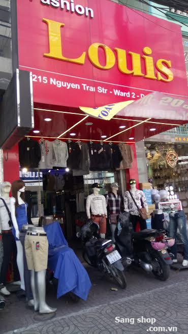 Sang Shop thời trang áo Khoác đường Nguyễn Trãi