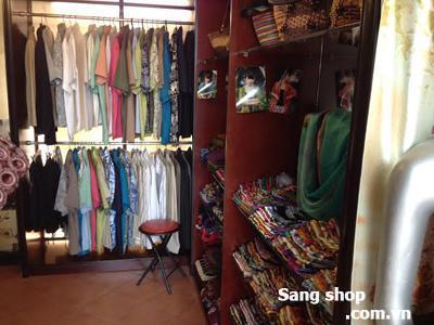 Sang shop thời trang Avada Quận 1