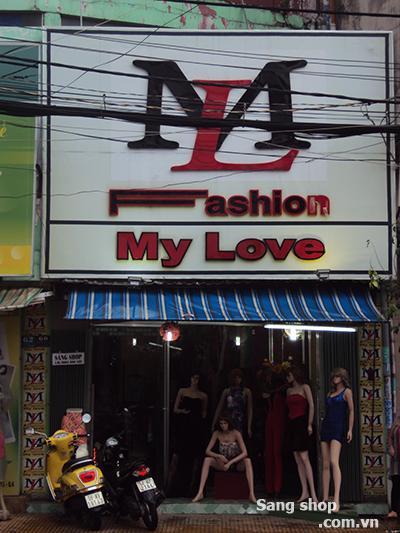 Sang shop thời trang Bình Phú quận 6