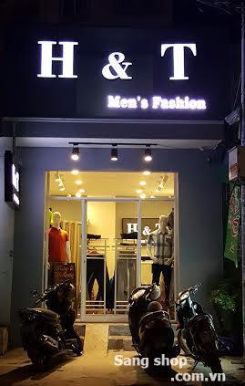 Sang Shop Thời Trang Cao Cấp mặt tiền TKTQ