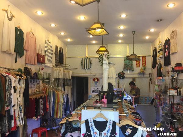 Sang shop thời trang cao cấp mặt tiền Trần Hưng Đạo