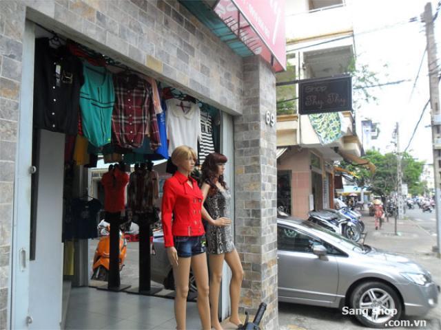 Sang shop thời trang cao cấp quận 11