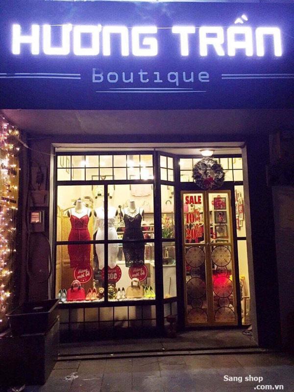 Sang Shop Thời Trang Cao Cấp quận Tân Bình