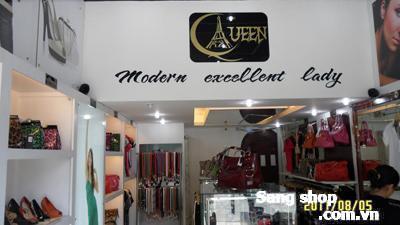 Sang shop thời trang cao cấp QUEEN'S  FASHION