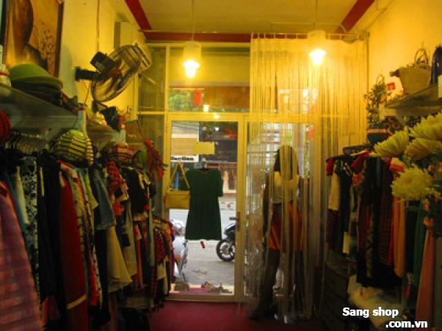 Sang shop thời trang cao cấp