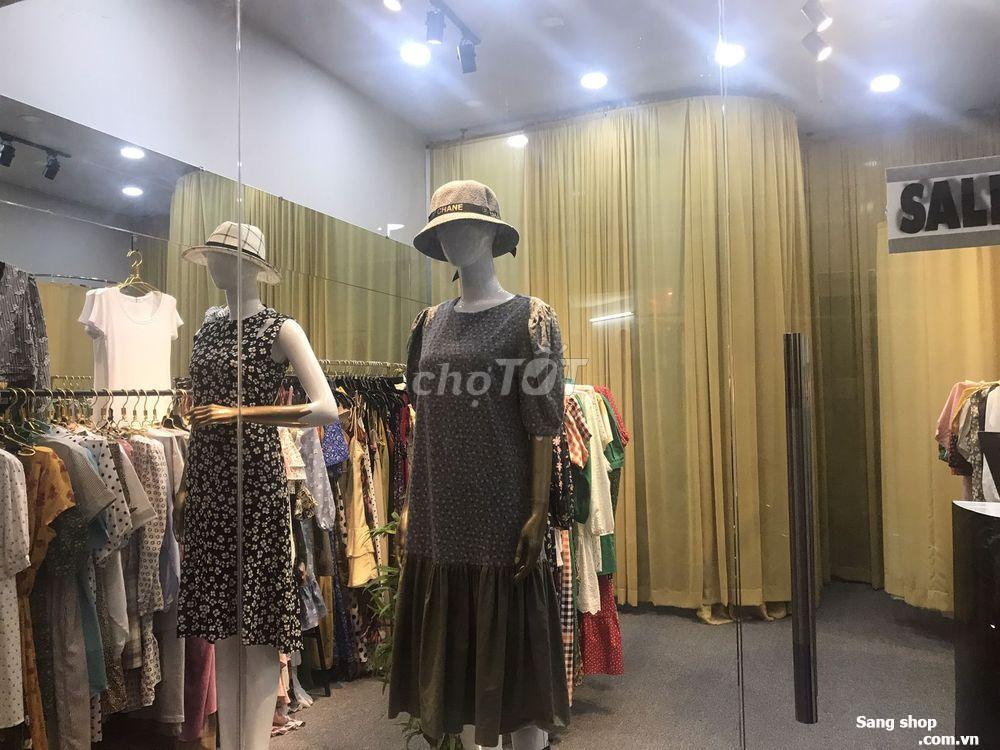 Sang Shop Thời Trang Cấp Cấp , Trung Tâm Q.1