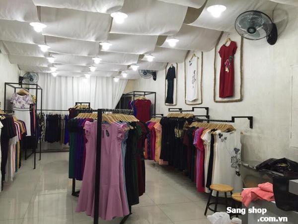 Sang shop thời trang công sở nữ hoặc sang MB hoặc hợp tác kinh doanh