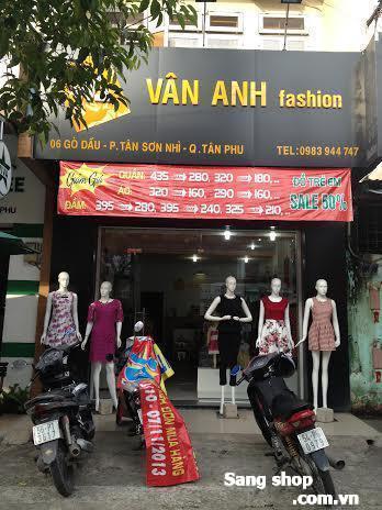 Sang Shop Thời Trang Công Sở quận Tân Phú