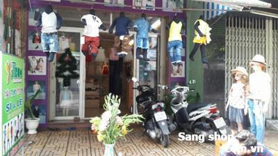 Sang shop thời trang của bé quận Tân Phú