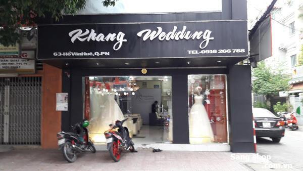 Sang shop thời trang đẹp đường Hồ Văn Huê