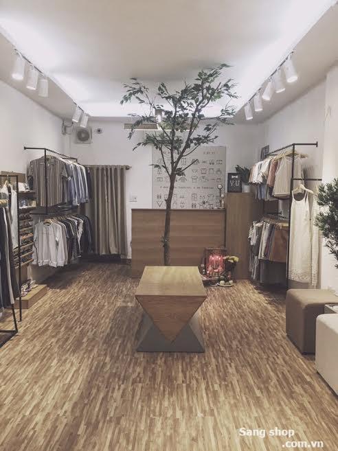 Sang shop thời trang đối diện zen plaza