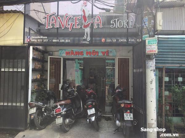 Sang Shop Thời Trang đường Cách Mạng Tháng 8