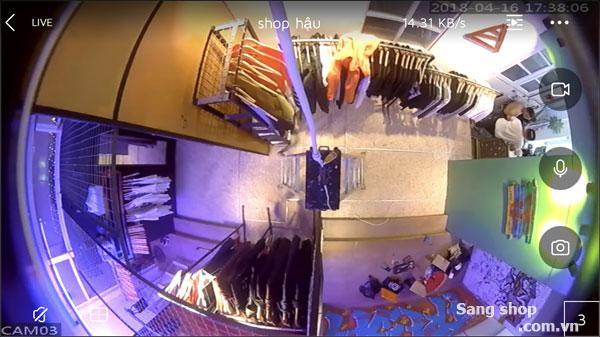 Sang shop thời trang đường Hoàng Văn Thụ