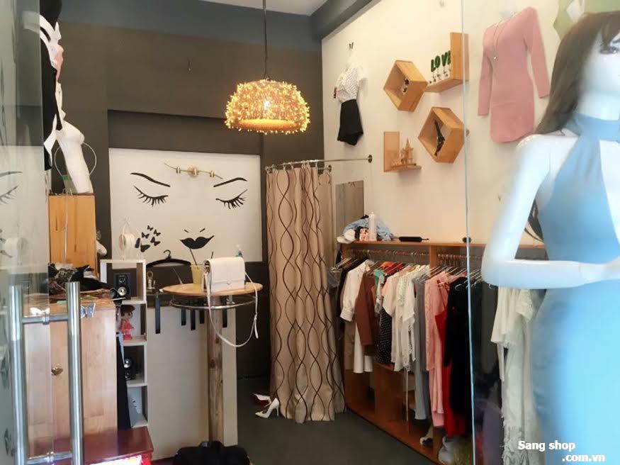 Sang shop thời trang đường Lạc Long Quân