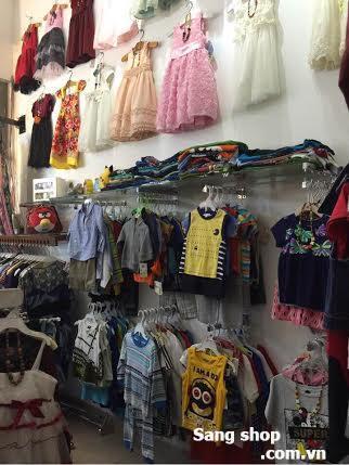 Sang shop thời trang đường Lê Văn Thọ