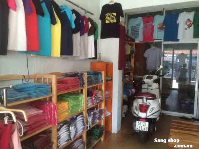 Sang shop thời trang đường Lê Văn Việt